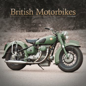 Calendar 2022 British Motorbikes