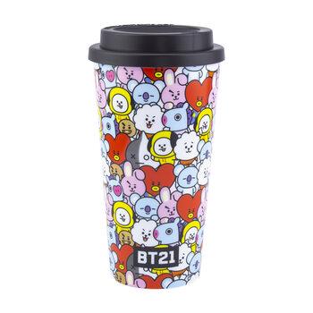 Travel mug BT21