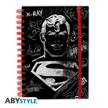 Caderno DC Comics - Superman