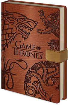 Caderno Game Of Thrones - Sigils