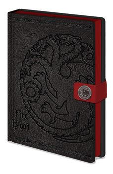 Caderno Game Of Thrones - Targaryen