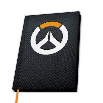 Caderno Overwatch - Logo