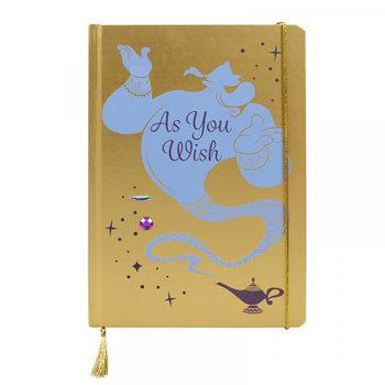 Caderno  Aladdin - As You Wish A5