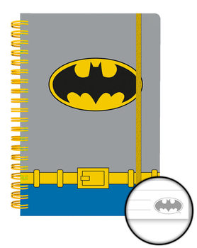 Caderno DC Comics - Batman Costume