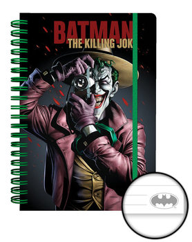 Caderno DC Comics - Killing Joke