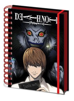 Caderno Death Note - Shadow