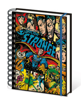Caderno Doctor Strange