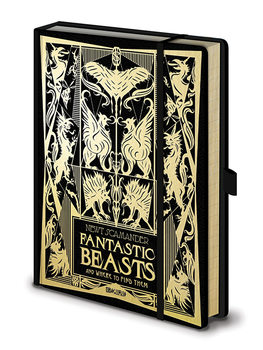 Caderno  Fantastic Beasts: The Crimes Of Grindelwald - Fantastic Beasts