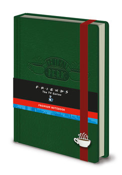 Caderno Friends - Central Perk