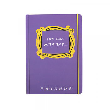 Caderno Friends - The One With The...