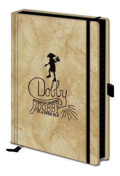 Caderno Harry Potter - Dobby
