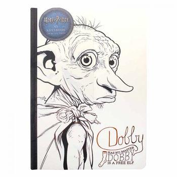 Caderno  Harry Potter - Dobby
