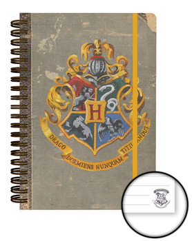 Caderno Harry Potter - Hogwarts