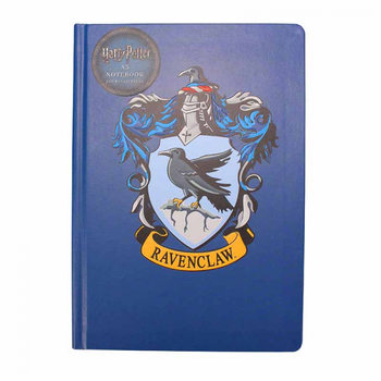 Caderno  Harry Potter - House Ravenclaw A5