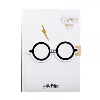 Caderno  Harry Potter - Lightening Bolt A5