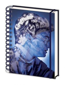 Caderno  Harry Potter - Magic Portrait