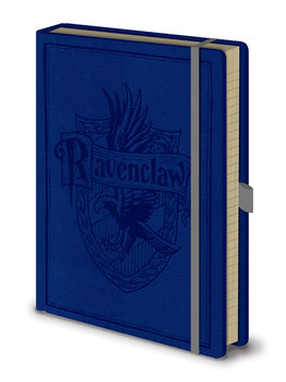 Caderno  Harry Potter - Ravenclaw A5 Premium