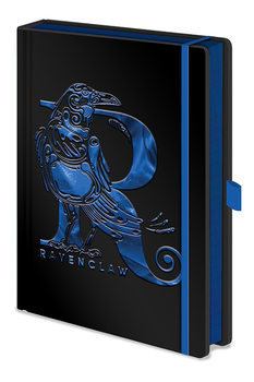 Caderno  Harry Potter - Ravenclaw Foil