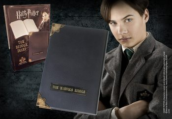 Caderno  Harry Potter - Tom Riddle Diary