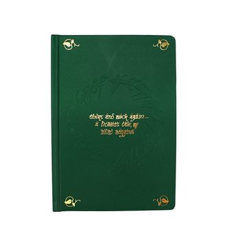 Caderno Lord Of The Rings - A Hobbit's Tale