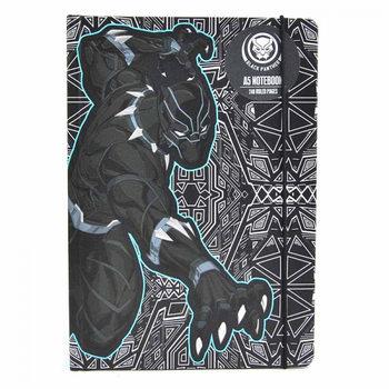 Caderno  Marvel - Black Panther