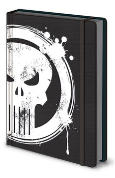 Caderno  Marvel - Punisher