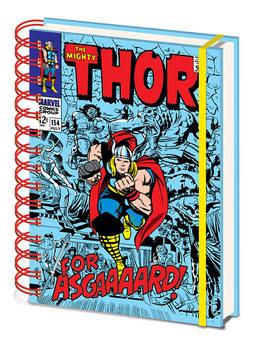 Caderno  Marvel Retro - Thor A5