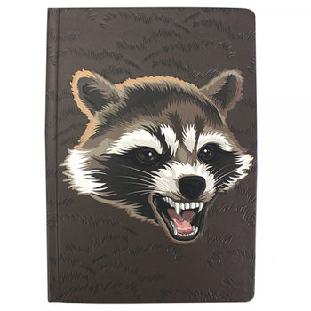 Caderno Marvel - Rocket