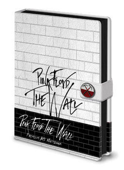 Caderno  Pink Floyd - The Wall
