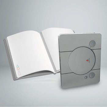 Caderno  Playstation - PS One