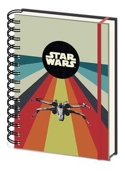 Caderno  Star Wars - Nostalgia