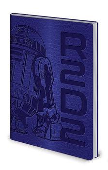 Caderno  Star Wars - R2-D2
