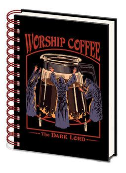 Caderno Steven Rhodes - Worship Coffee