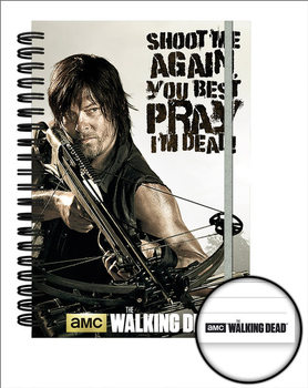 Caderno The Walking Dead - Crossbow