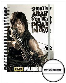 Caderno The Walking Dead - Crossbow