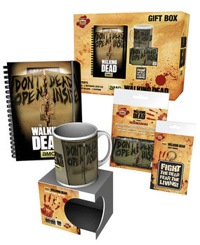 Caderno The Walking Dead