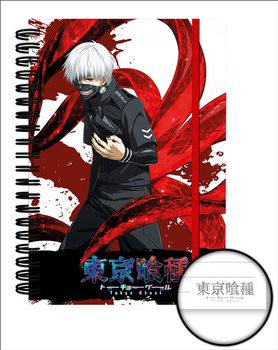 Caderno Tokyo Ghoul - Ken