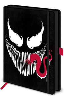 Caderno  Venom - Face