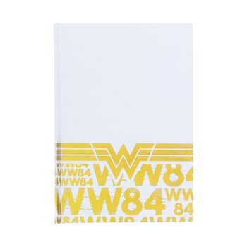 Caderno Wonder Woman 1984 - Logo