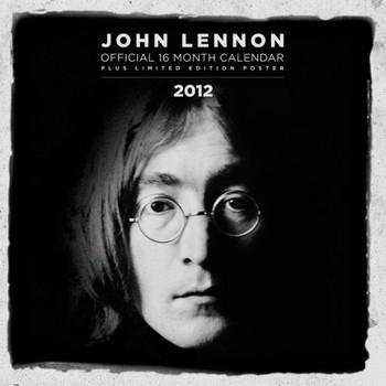 Calendar 2021 Calendar 2012 - JOHN LENNON
