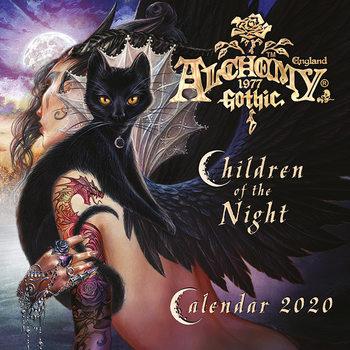 Calendar 2020  Alchemy