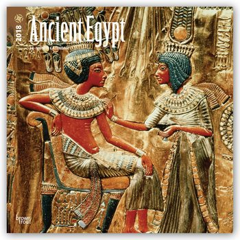 Calendar 2018 Ancient Egypt