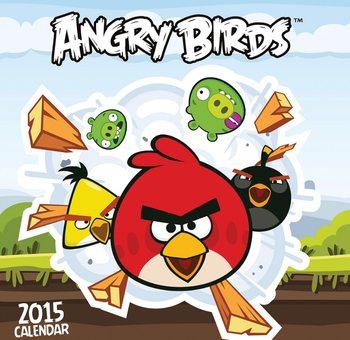 Calendar 2019  Angry Birds