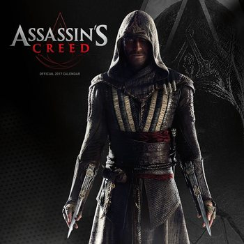 Calendar 2017 Assassin's Creed