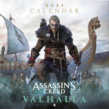 Calendar 2021 Assassin's Creed: Valhalla