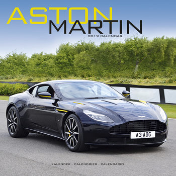 Calendar 2019  Aston Martin