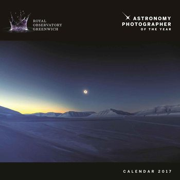 Calendar 2019  Astronomy - Photographer of the Year