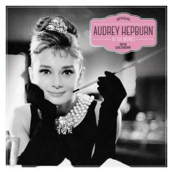 Calendar 2019  Audrey Hepburn