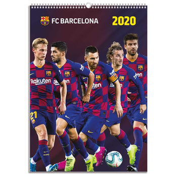 Calendar 2020  Barcelona