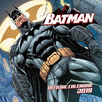 Calendar 2019  Batman Comics